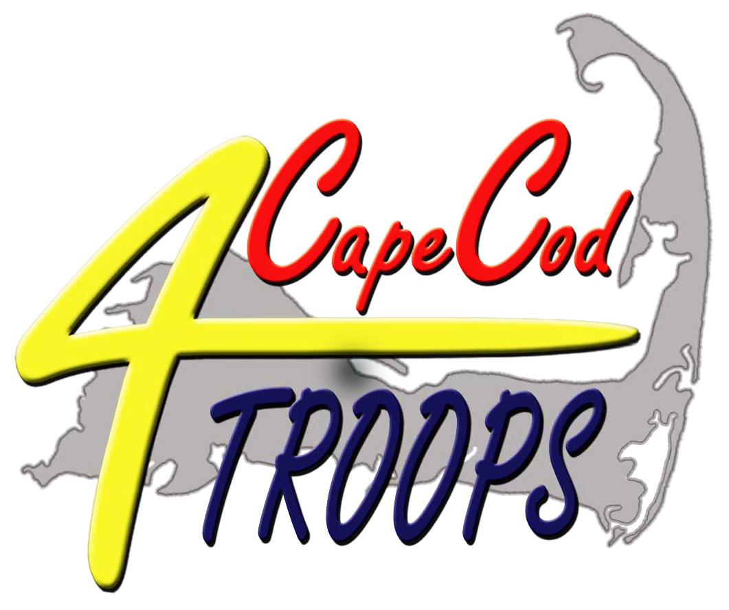 Cape Cod Chips Logo Part - 27: Cape Cod Cares For Our Troops
