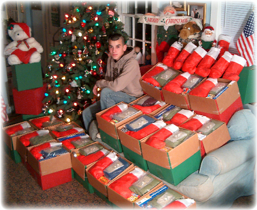 25 best ideas about christmas care package on pinterest cape cod cares for our troops 2008 in review - Christmas Care Package Ideas